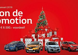 Salon de Promotion bij Auto Indumij met €6590,- voordeel