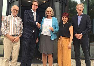 GGD ZHZ eerste dementievriendelijke GGD van Nederland