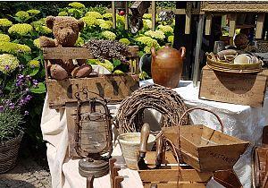 Aanmelden voor de Brocante Markt Klein Frankrijk