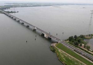 Nachtafsluiting Haringvlietbrug (A29) 28 juli