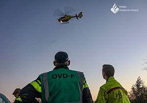 Vier gewonden bij ongeluk in Numansdorp