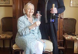 Echtpaar Slingerland 60 jaar getrouwd