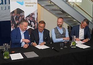 Partnership OHW en Oké Binnenmaas bekrachtigd