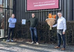Nonstop Printing Hoeksche Ondernemersheld maart!