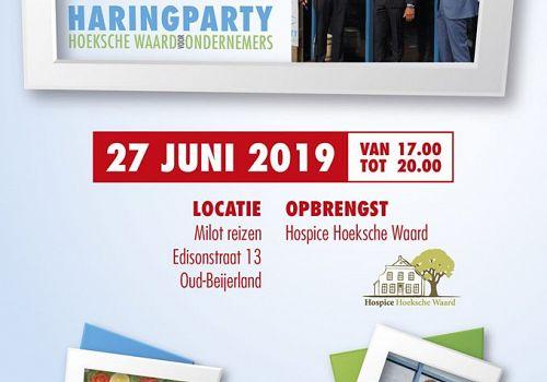 Haringparty HW voor ondernemend HW