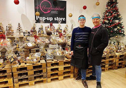 Pop-up store De Hoogheerlijkheid' officieel geopend!