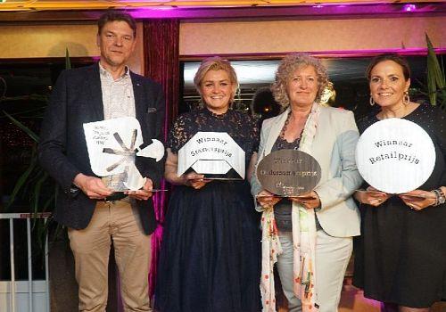 Ondernemersprijzen Hoeksche Waard 2019 uitgereikt tijdens druk ondernemersgala!