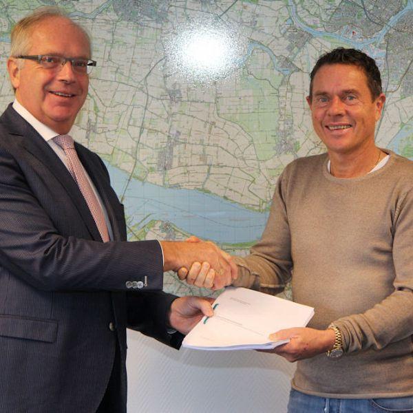 Overeenkomst bouw woning Laan van Heemstede Puttershoek